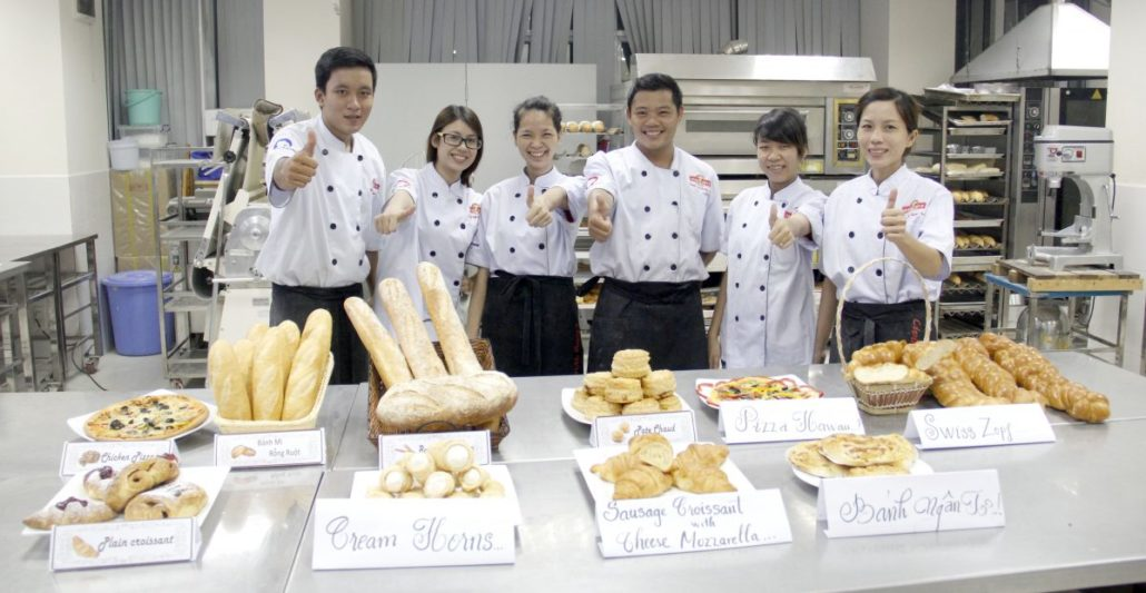 Học Làm Bánh chuyên nghiệp tại Nhất Hương