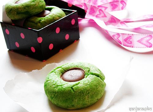 cookies-pandan