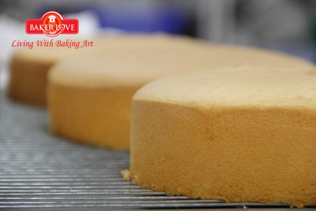 Dạy làm bánh bông lan sữa tươi dạng ổ, phương pháp tách trứng (Vanilla – Fresh Milk Chiffon)