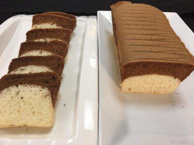 sponge sweet bread