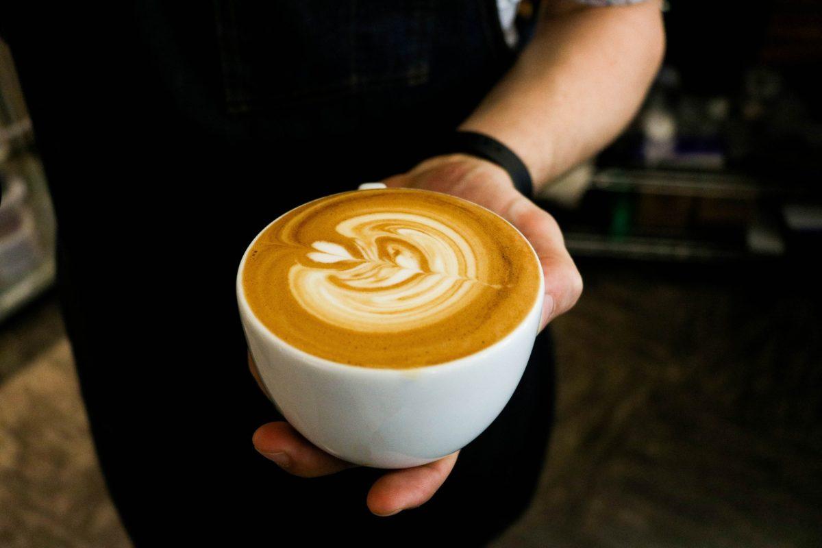 khoá học latte art
