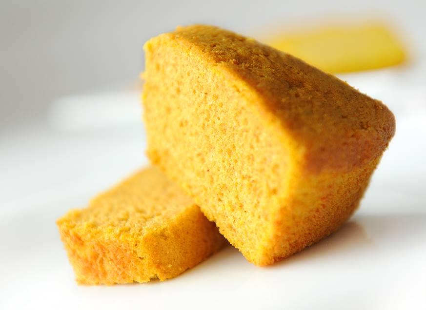 PUMPKIN CHIFFON CAKE