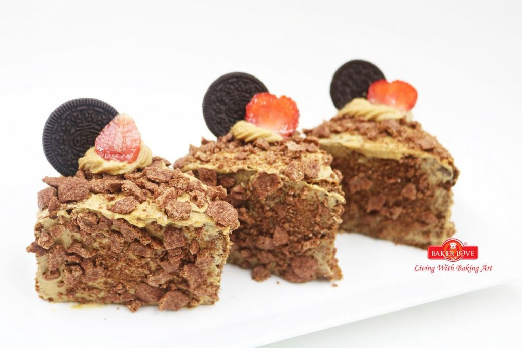 Học Làm Bánh với lớp Học Let's Bake - Living With Baking Art