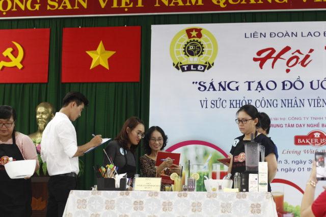 """Nhất Hương đồng hành cùng """"Hội Thi Sáng Tạo Đồ Uống 2017"""""""