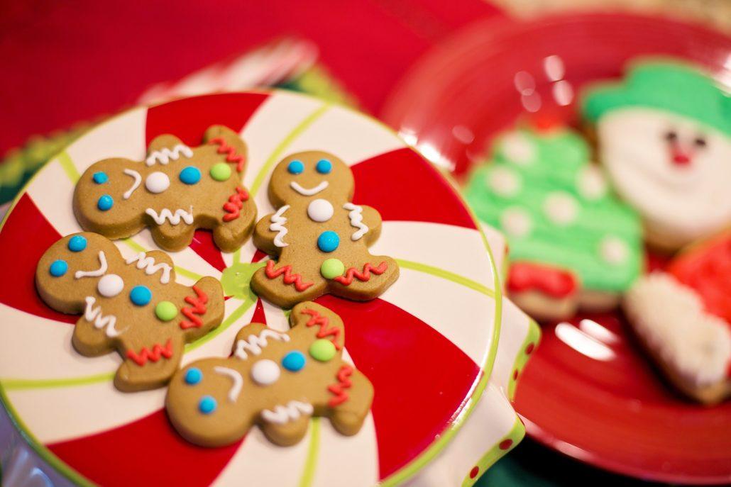 Bánh gừng cho dịp giáng sinh - Gingerbread Man