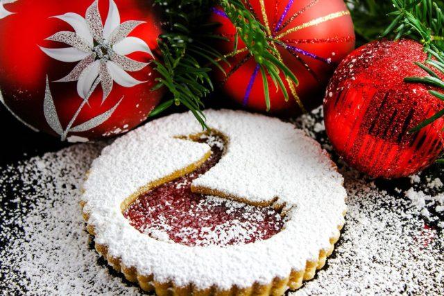 Các Mẫu Trang Trí Bánh Cookie Đẹp Cho Dịp Giáng Sinh