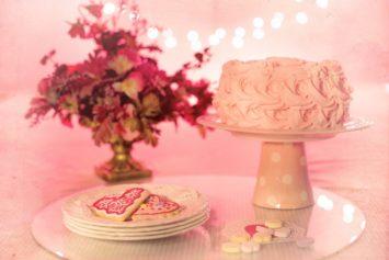 Học Trang Trí Bánh Kem Cho Ngày Valentine