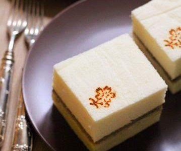 Low Fat Tofu Cake