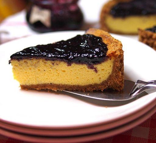 Authentic Italian Cheesecake