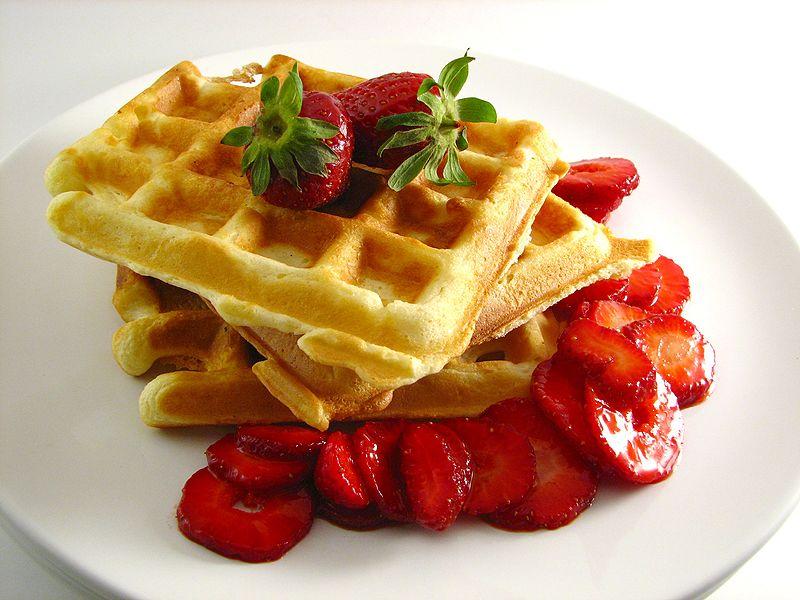 Brussel Waffle