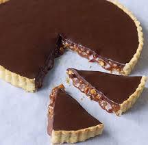 Chocolate caramel
