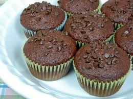 Chocolate mufin