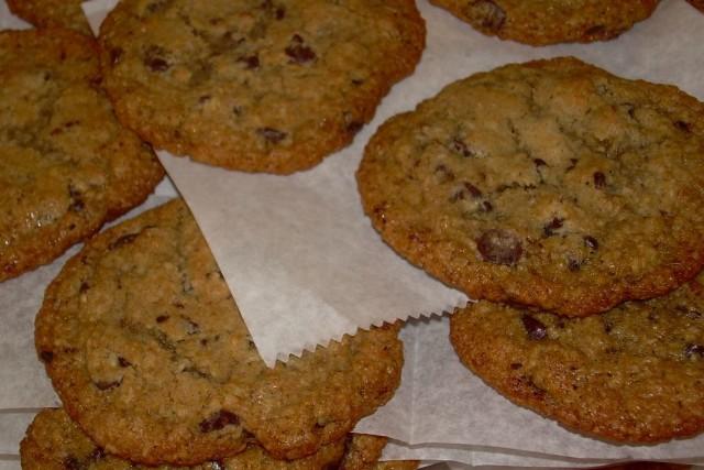 Oat meal Cookies