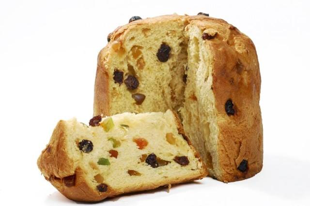 Pannetone bread