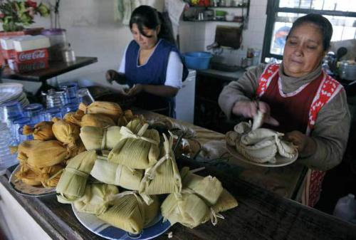 Tamales - Mexico