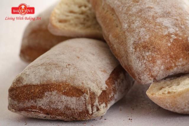 Dạy làm bánh mì Ciabatta (Ciabatta Bread)