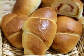 bánh mì cuộn ham