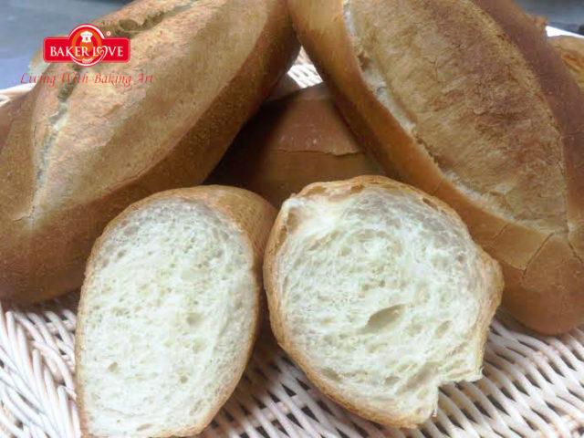 Dạy làm Bánh mì cóc