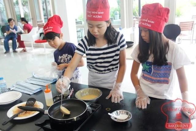 chuong trinh day banh 11