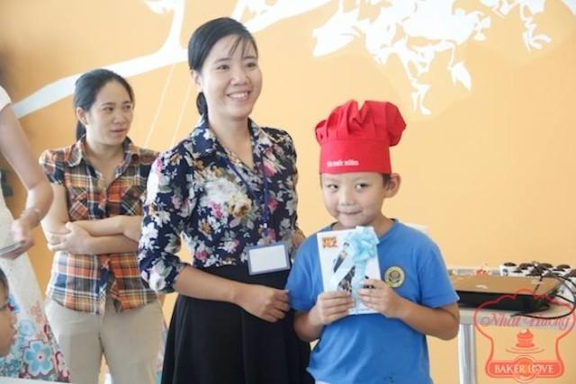 chuong trinh day banh 22