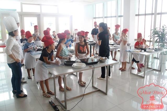 chuong trinh day banh 7