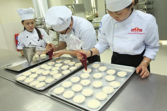 Chuyên đề: Học Làm Bánh Kem Xuân 2016