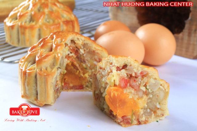 hoc lam banh trung thu nuong