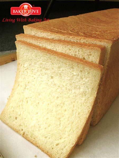 Dạy làm bánh mì Sandwhich trắng